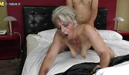 Estrella porno con videos maduras italianas enormes ordeños follada salvajemente con un gran falo