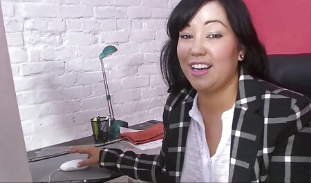 Perra asiática joven videos gratis de maduras follando y risueña follada por una gran polla
