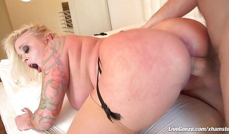 Estrella porno de ébano maduras videos pornos y su culo