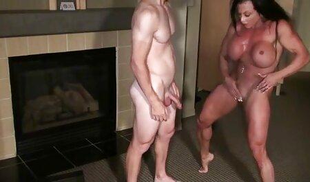 Sexy pornostar maduras madura y caliente dama mea de un áspero nalgadas